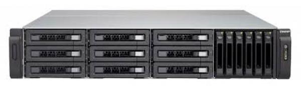 Qnap 15 Bay Diskless Rackmount NAS Quad-core I5 Network Storage (TVS-1582TU-I5-16G)