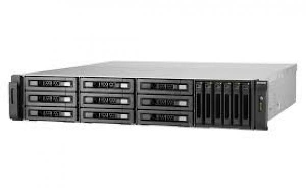QNAP  15 Bay Diskless Rackmount NAS Quad-core i7 TVS-1582TU-I7-32G