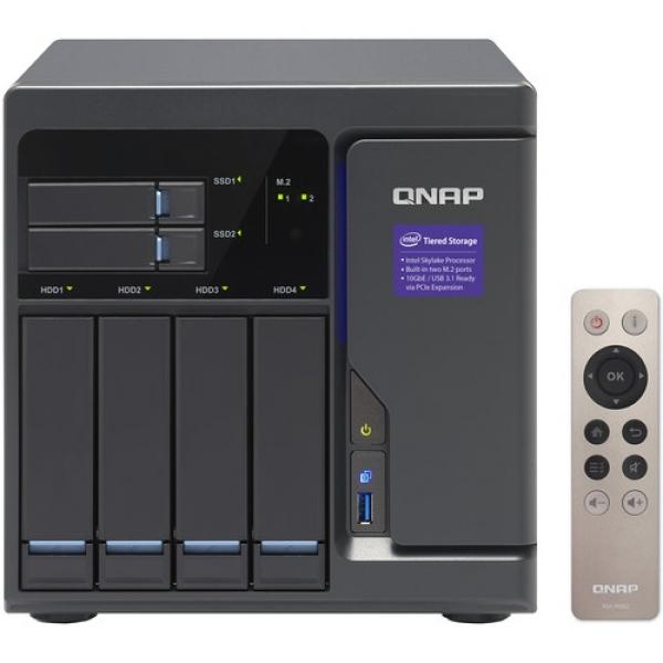 QNAP -8G 6-Bay NAS Enclosure TVS-682-I3