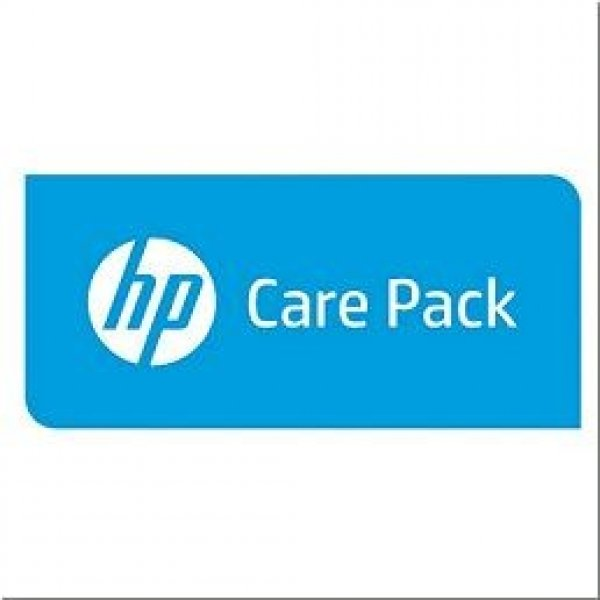 HP 1yr Pw Parts & Labour 6h Call-to-repair 24x7 U1FJ3PE