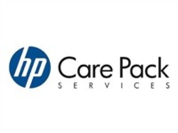 HP 1yr Pw Parts & Labour Next Business Day U1JU6PE