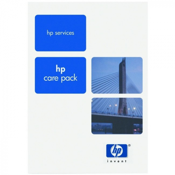 HP Parts & Labour Installation For Rack And U2871E