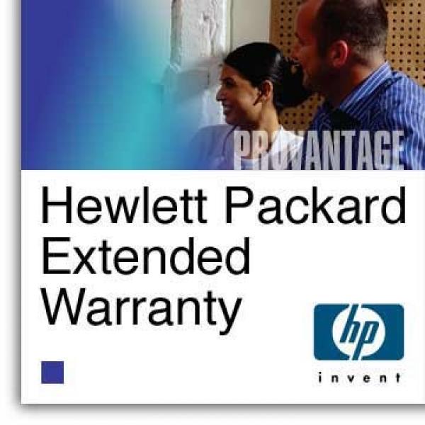 HPE HP 1yr Parts & Labour 4h Exchange Plus U4EJ2PE