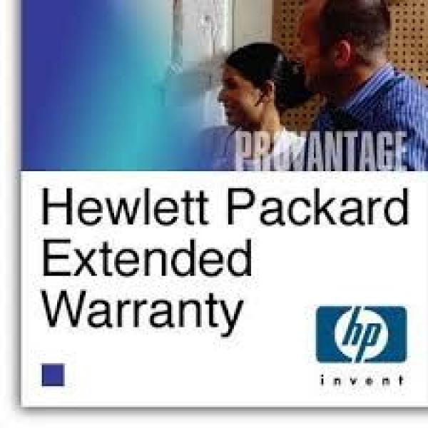 HP 1yr Pw Parts & Labour 4h Response 24x7 U6UD4PE