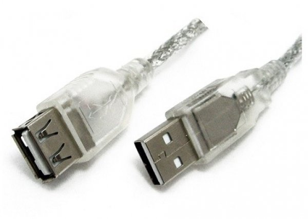8WARE Usb 2.0 Extension Cable Type A To A M/f UC-2005AAE