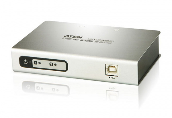 ATEN Usb To 4 Port Rs232 Serial UC2324-AT