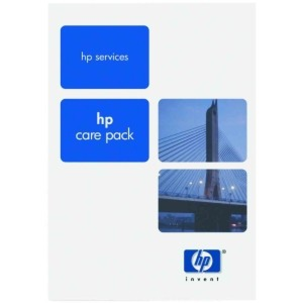 HP 3yr Parts & Labour Next Business Day UC296E