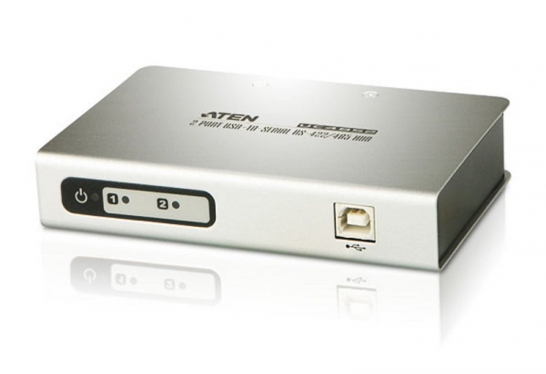 ATEN Usb To 4 Port Serial Rs-422/485 UC4854-AT