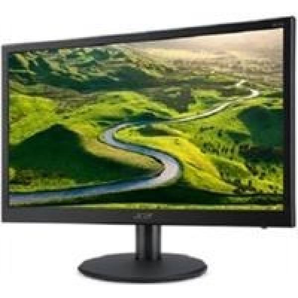 ACER UM.XE2SA.001-D10 Eb192qbb 18.5-inch Led Monitor(16:9) - Vga 1366x768 Speakers Tilt Stand
