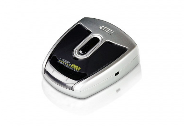 ATEN  2 Port Usb 2.0 Peripheral Switch With Auto US221A-AT