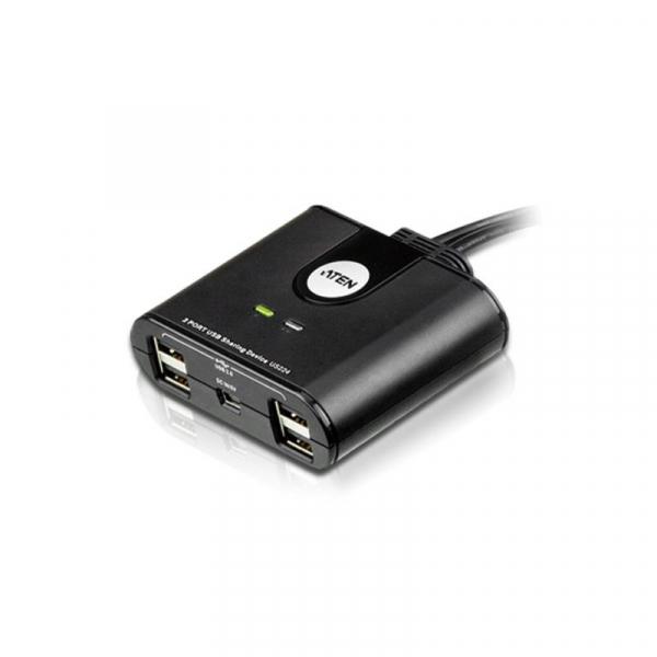 ATEN  2 Port 4 X Usb Peripheral Sharing Device ( US224-AT