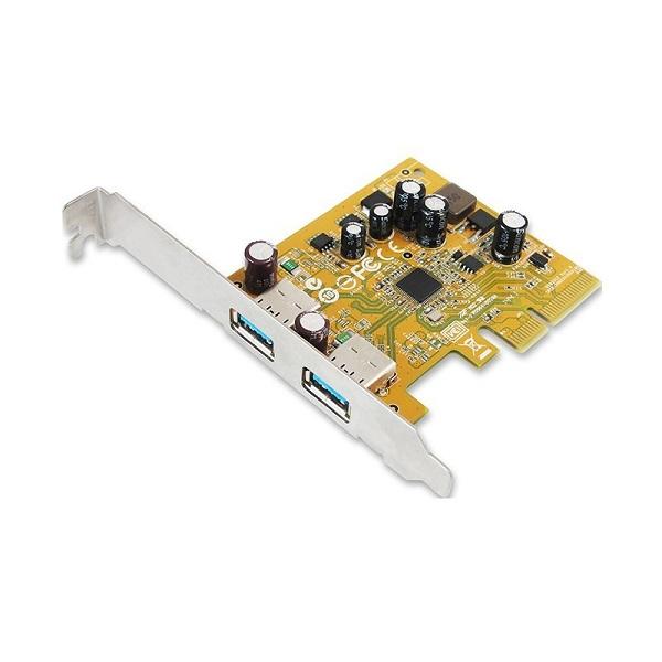 SUNIX   Usb3.1 Enhanced Superspeed Dual Ports USB2312