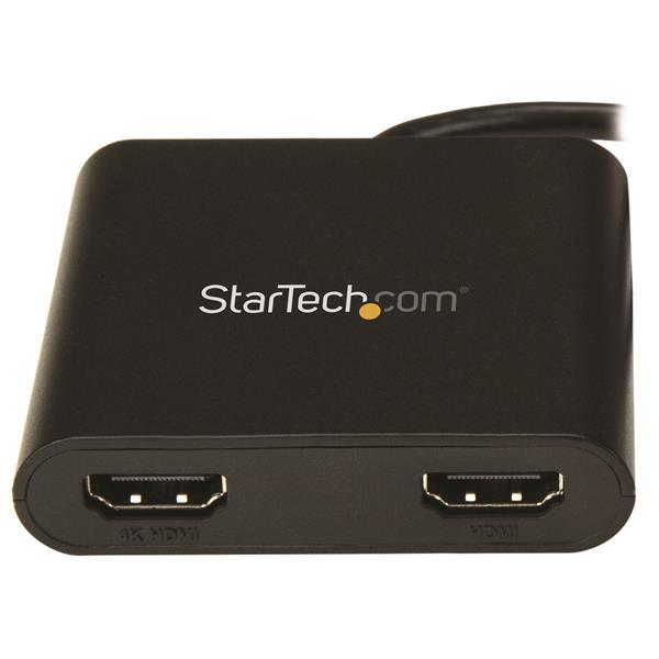 STARTECH Usb To Hdmi Adapter - Usb To Dual Hdmi USB32HD2