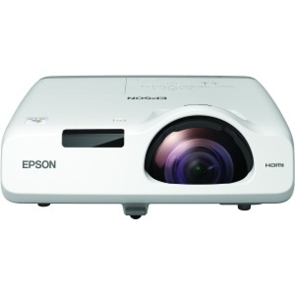 EPSON Eb-535w 3400 Lumens Wxga Short Throw 2x V11H671053