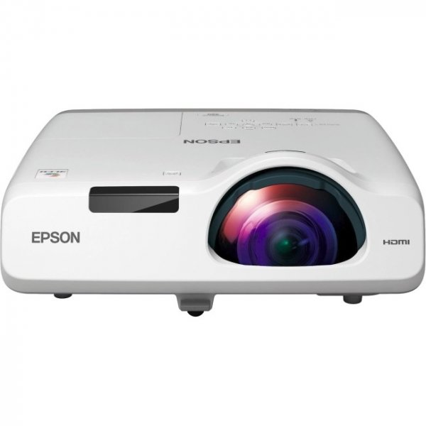 EPSON Eb-520 2700 Lumens Xga Short Throw 2x Vga V11H674053