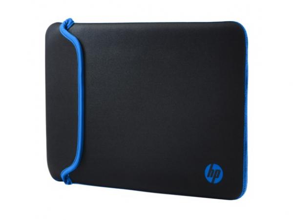 HP Neoprene Sleeve Black Blue V5C27AA