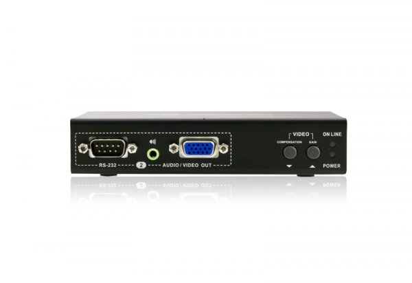 ATEN  Vancryst Vga Over Cat5 Receiver With Audio VE200R-AT-U