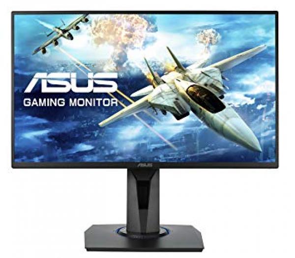 Asus  24.5in Tn-fhd Hdmi Monitor 3y ( Vg255h )