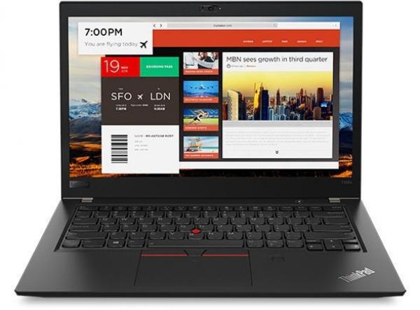 LENOVO T480S I5-8250U 14 Full HD Touch 256GB SSD (20L7000VAU)