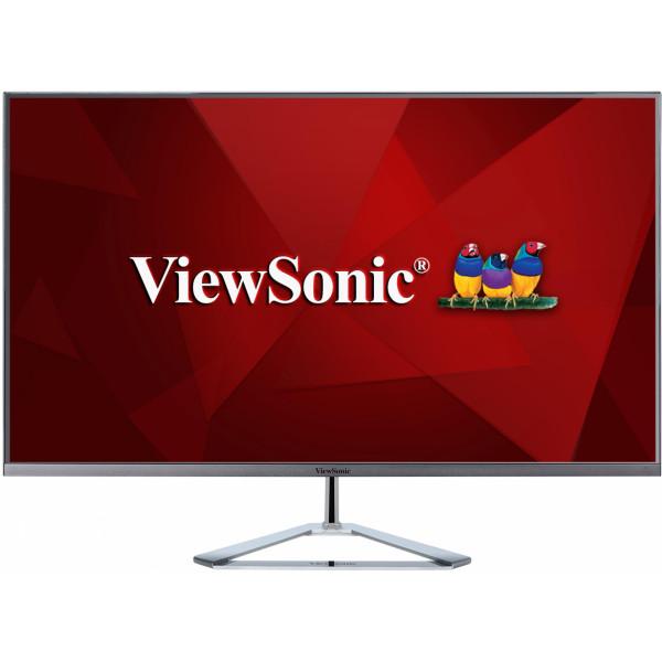 Viewsonic 32in Wide 2k (2560x1440)ips Tft Lcd 16:9 Hdmi Disp ( Vx3276-2k )