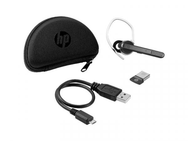 HP UC Wireless Mono Headset (W3K08AA)