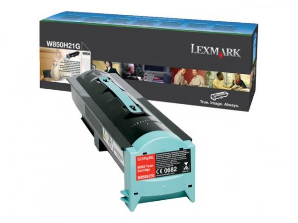 LEXMARK W850 High Yield Toner Cartridg E W850H21G