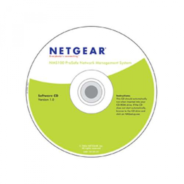 Netgear  Wc7510l 10-ap License Upgrade For Wc7520 Access Point Controller ( Wc7510l-10000s )