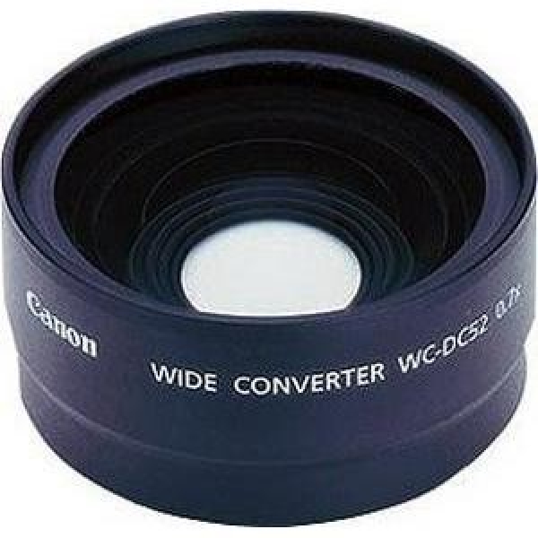 CANON Wide Converter Lens Requires Other WCDC52
