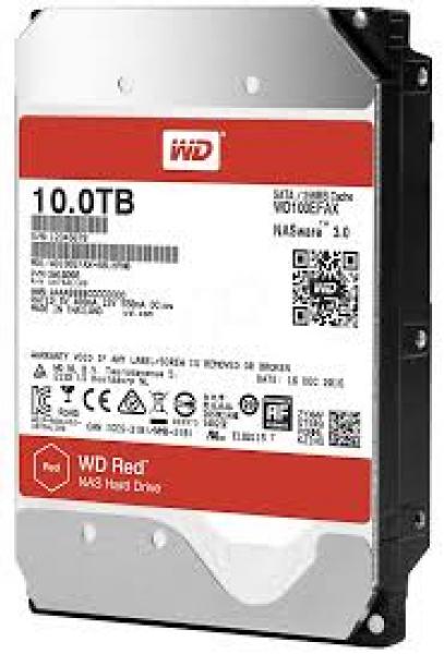 Western Digital 10TB, 256 MB, 3.5