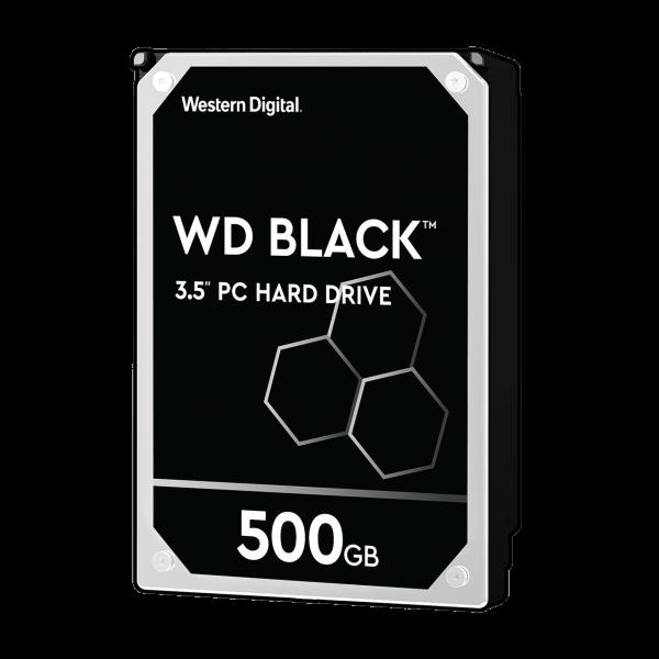 Western Digital WD Black Desktop 3.5 Form Factor Desktop Drives (WD4005FZBX)