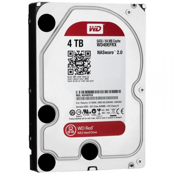 Western Digital 4TB, 64 MB, 3.5