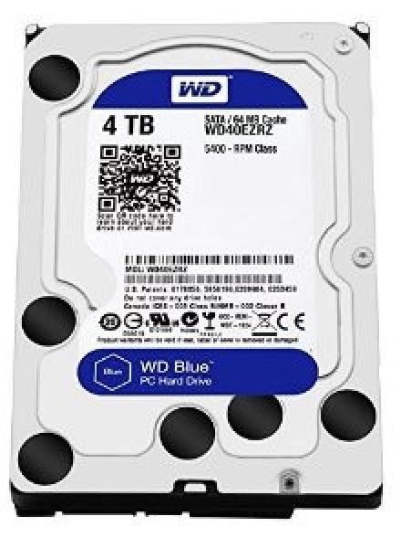Western Digital WD Blue Internal 3.5 Desktop Desktop Drives (WD40EZRZ)