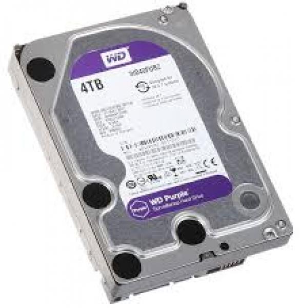 Western Digital 3.5 WD Purple 4TB Intellipower Desktop Drives (WD40PURZ)