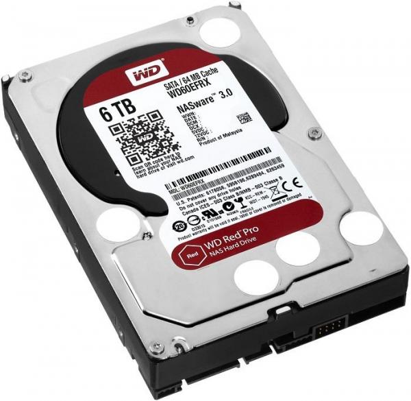 WESTERN DIGITAL WD Red Internal 3.5 Desktop WD60EFRX