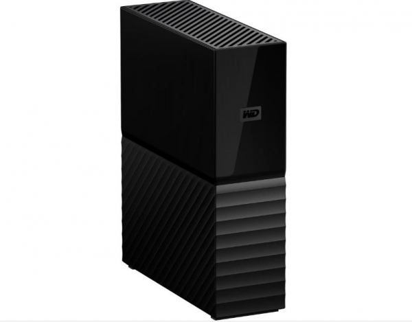 Western Digital WD Mybook 8TB External Desktop (WDBBGB0080HBK-AESN)