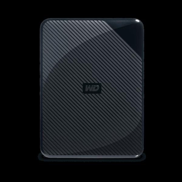 Western Digital Gaming Drive For Playstation 2TB Black Desktop Drives (WDBDFF0020BBK-WESN)