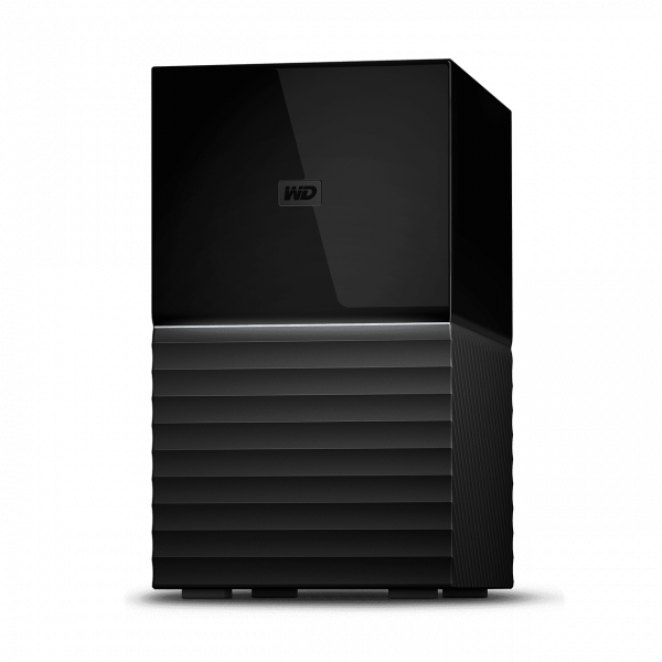 Western Digital WD My Book Duo 8TB External Desktop Raid (WDBFBE0080JBK-AESN)