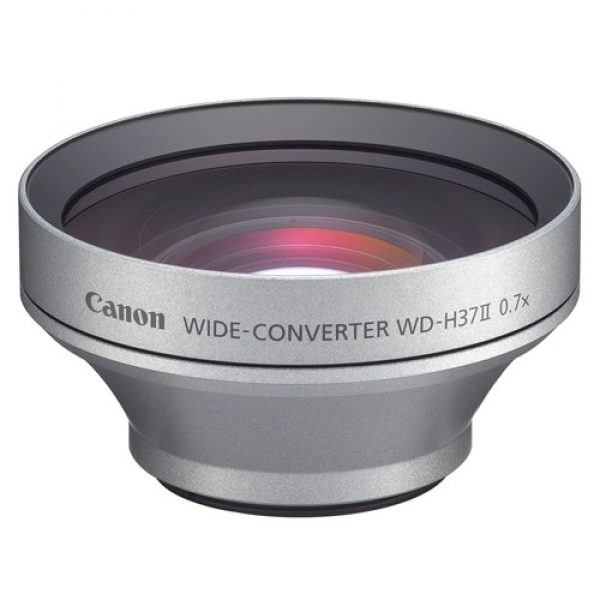 CANON Wide Converter Lens To Suit Hf10 Hf11 & WDH37II