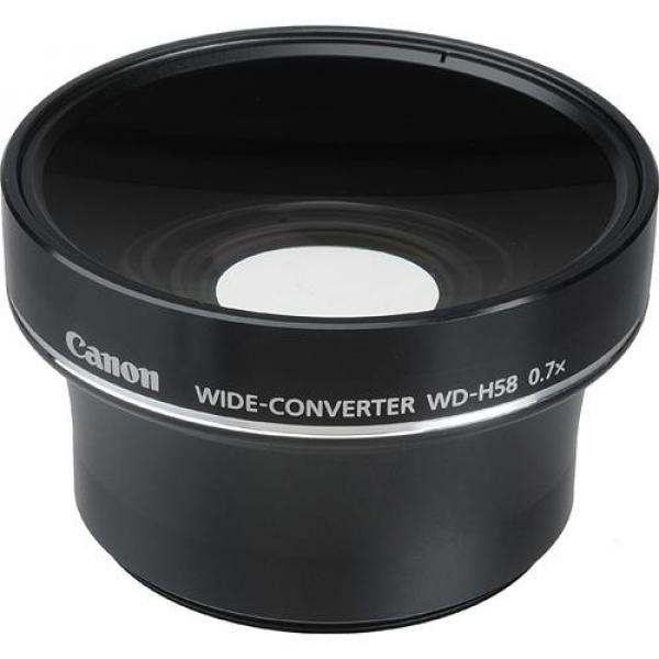 CANON Wide Angle Lens Convertor For WDH58