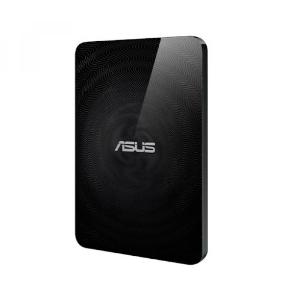 Asus Travelair N WHD-A2 Wireless Hard Drive and SD Card reader with One-Touch NFC (WHD-A2-1TB)