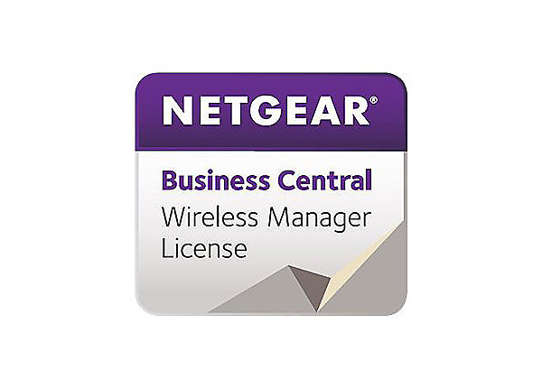 NETGEAR  Business Central Wireless Manager 9 (WM10AP1YL-10000S)