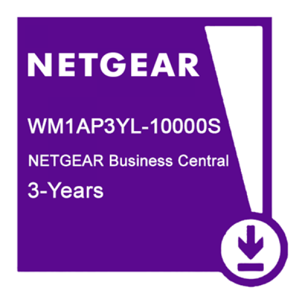 Netgear Business Central Wireless Manager (WM1AP3YL-10000S)
