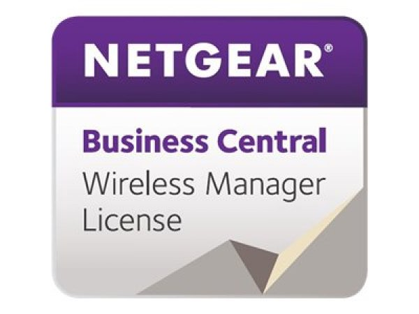 Netgear Business Central Wireless Manager (WM50AP3YL-10000S)