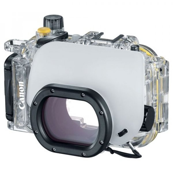CANON Waterproof Case - Depths To 40m To Suit WPDC51