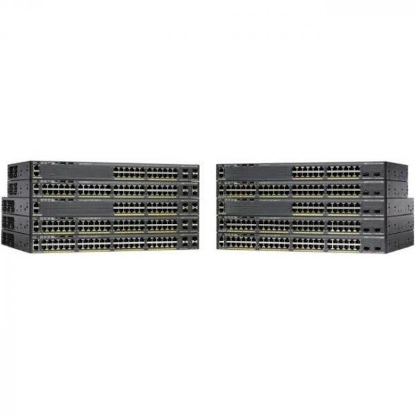 CISCO Cat2960-xr 48 Gige 2x 10g Sfp+ Ip WS-C2960XR-48TD-I