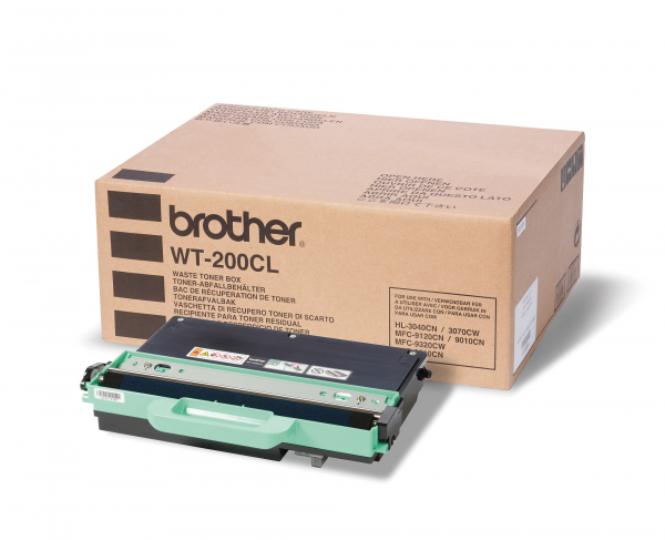 BROTHER  Wt200cl Waste Toner 50000 Page Yield WT-200CL