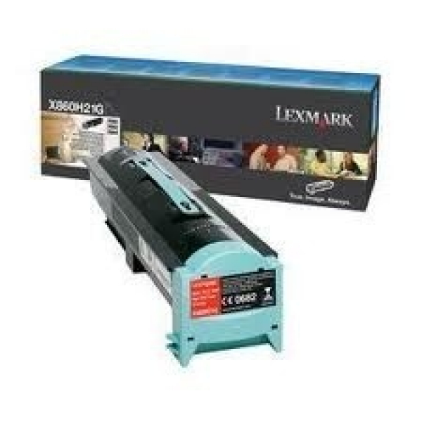 LEXMARK X86x High Yield Toner Cartridg E X860H21G