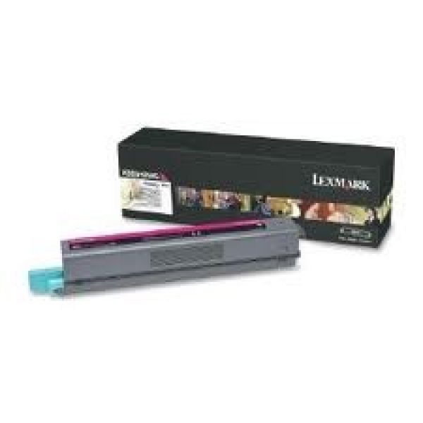 LEXMARK Magenta Toner Yield 7500 Pages For X925H2MG