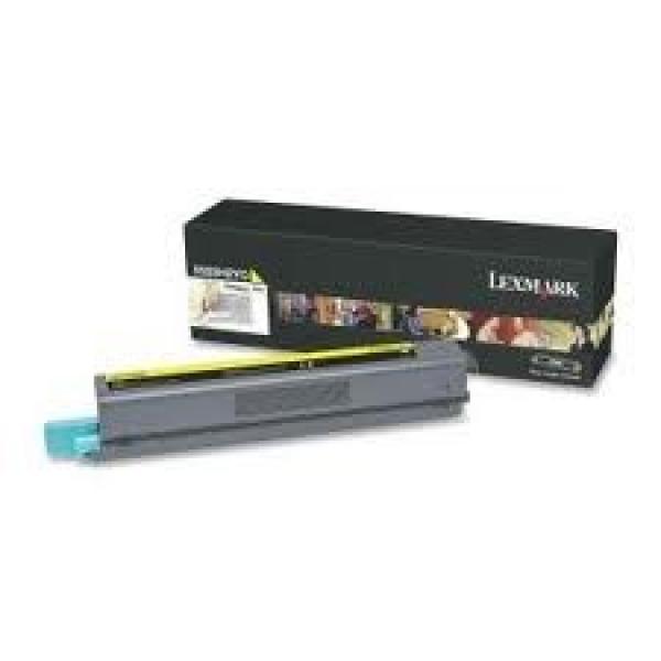 LEXMARK Yellow Toner X925H2YG