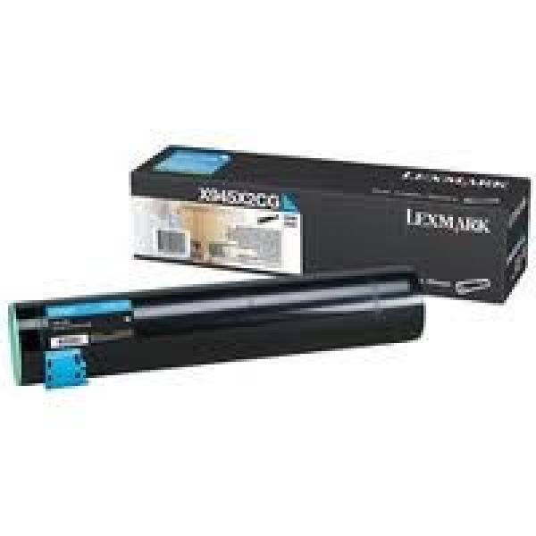 LEXMARK Cyan Toner Cartridge X945X2CG